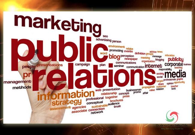 Phân biệt Pr và marketing dựa vào công việc thực hiện