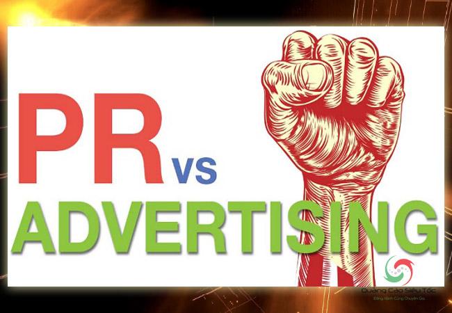 Phân biệt Pr và marketing căn bản