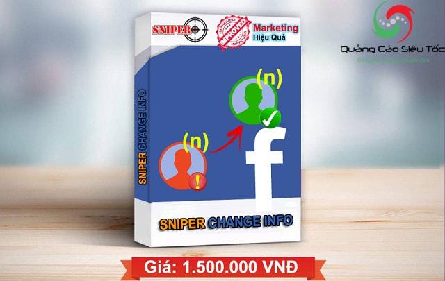 Phần mềm Facebook Marketing