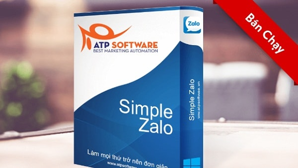 phần mềm nhắn tin zalo simple