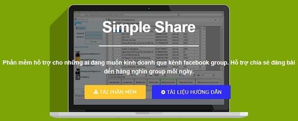 Phần Mềm Simple Share Là Gì