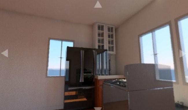 Phần mềm thiết kế nhà homestyler- cách xem trước ở chế độ 3D