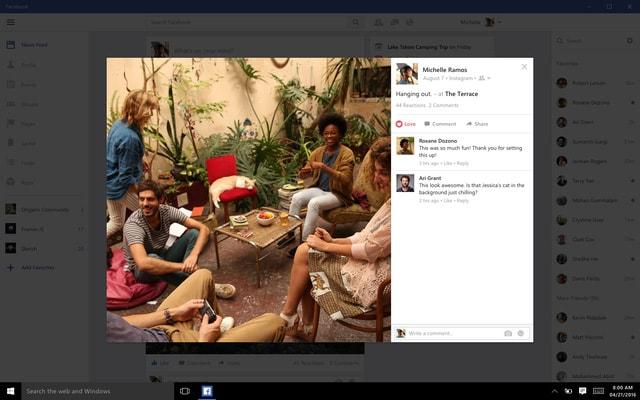 Phát Video Trực Tuyến Trên Facebook Không Cần Support Software