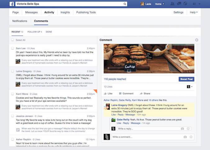 Quản Lý Bình Luận Trên Facebook Phục Vụ Kinh Doanh Tốt Hơn