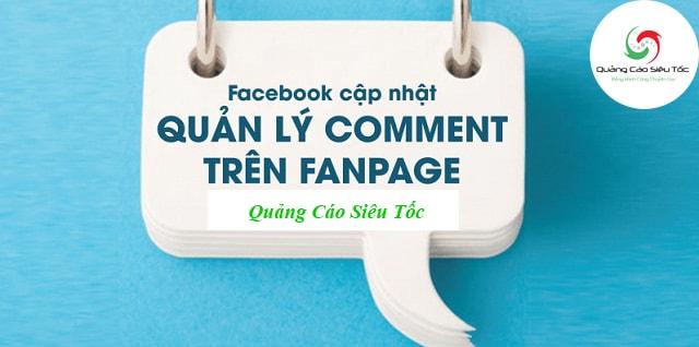 Cài đặt bình luận trên Facebook