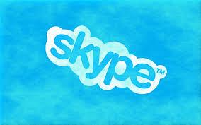 quảng cáo banner trên skype