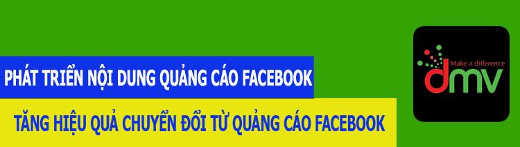 phat trien noi dung quang cao facebook