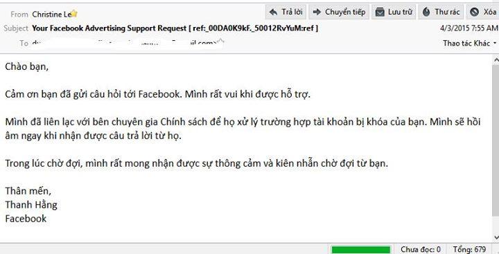 Bạn Sẽ Làm Gì Khi Quảng Cáo Facebook Không Cắn Tiền?