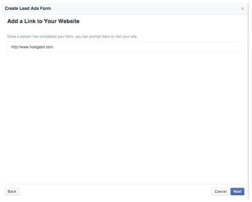 Facebook Lead Ads Là Gì