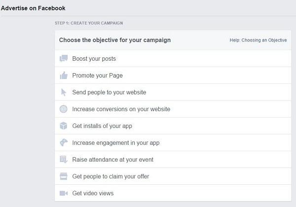 Cách Tạo Quảng Cáo Fanpage Facebook Hiệu Quả
