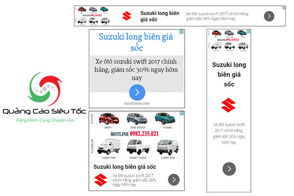 banner  remarketing google loại Free