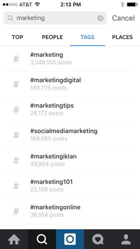 tuyet chieu quang cao instagram