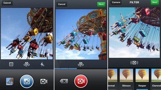 quang cao instagram video