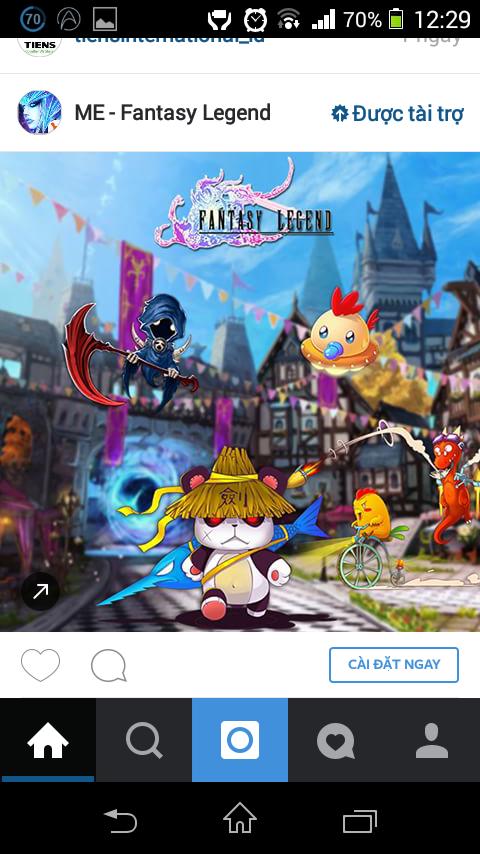 quang cao instagram