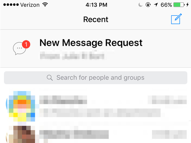 QUảng Cáo Messenger Là Tương Lai Của Facebook