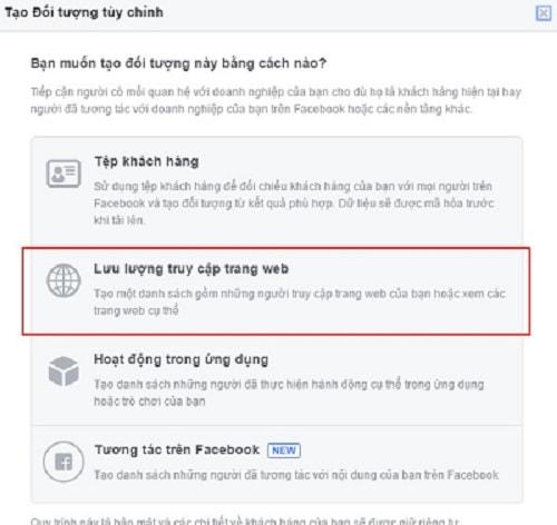 Remarketing Facebook Là Gì? Hướng Dẫn Quảng Cáo Remarketing Trên Facebook