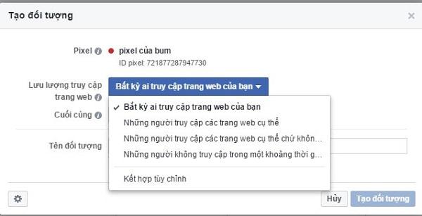 Quảng cáo REMARKETING Facebook Là Gì?