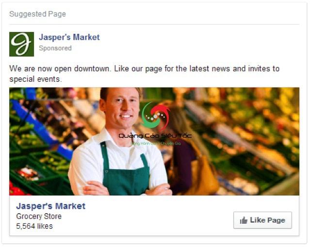 Quảng cáo tăng like giá rẻ trên Facebook