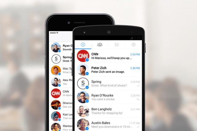 Facebook Bắt Đầu Thử Nghiệm Quảng Cáo Trên Messenger