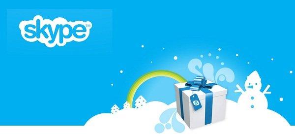 quảng cáo skype