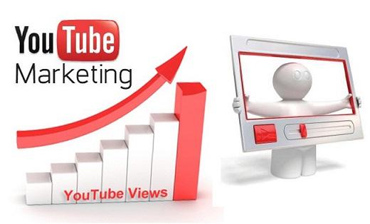 quang cáo tren youtube