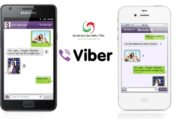Quảng cáo Viber uy tín, chất lượng hiệu quả tối ưu nhất.