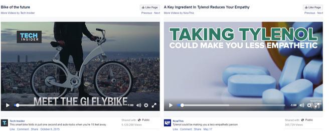 Quảng Cáo Video Trên Facebook Không Cần Âm Thanh