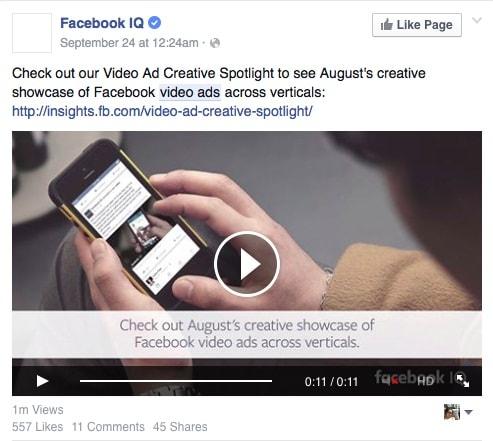 Tạo Một Chiến Dịch Quảng Cáo Video Trên Facebook
