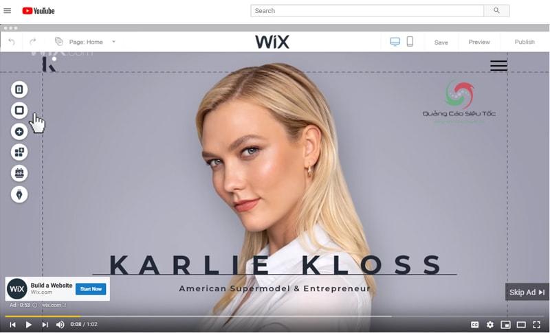 Quảng cáo video trên Youtube thường được tính theo lượt hiển thị