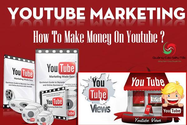 Quảng cáo video trên youtube