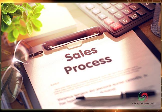 Quy trình bán hàng dành cho doanh nghiệp B2B