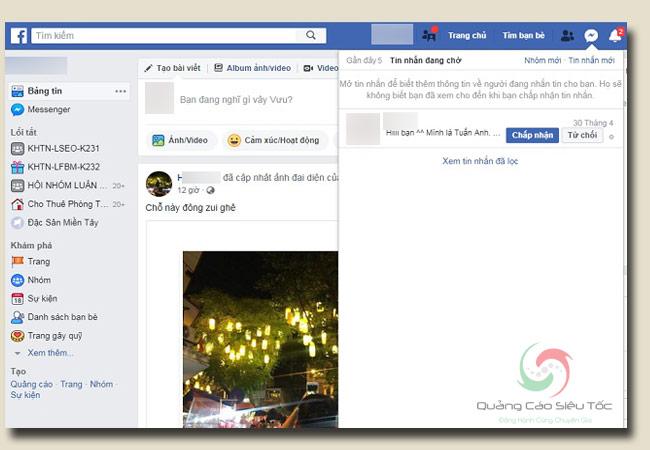 Rep Inbox là gì? Kiểm tra tin nhắn Facebook bằng cách nào?