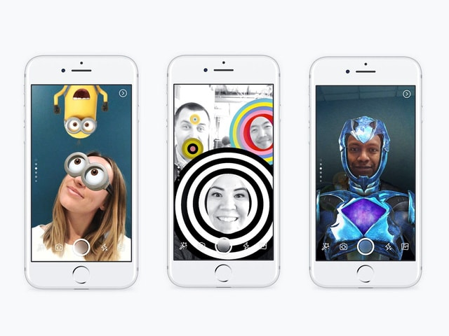 Từ Nay, Có Sẽ Facebook Sẽ Không Còn Sao Chép Ý Tưởng Của Snapchat Nữa