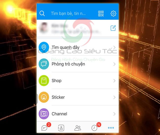 Sao lưu khôi phục tin nhắn zalo trên thiết bị di động