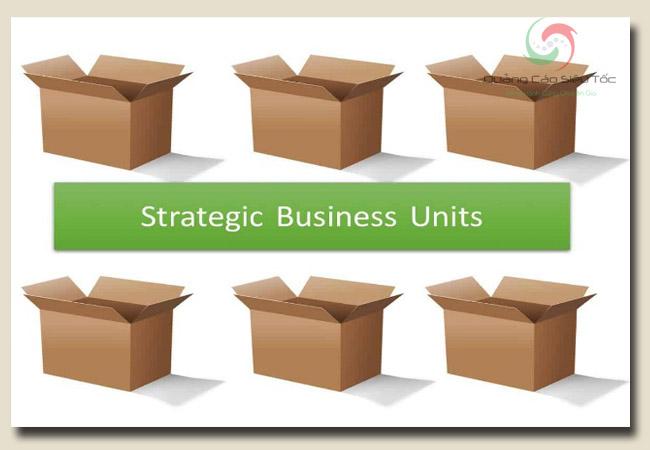 Sbu là gì? Khái niệm về đơn vị kinh doanh chiến lược