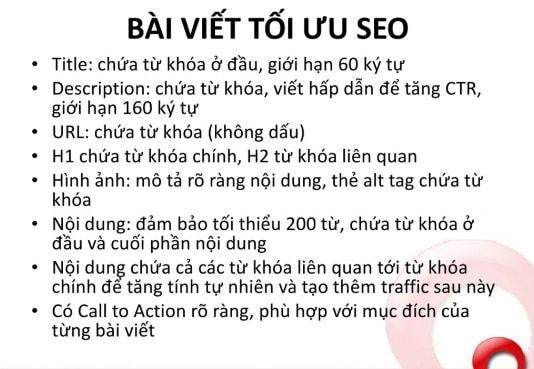 Seo Chùm Là Gì