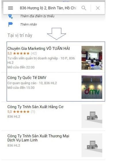 Seo Google Map Là Gì