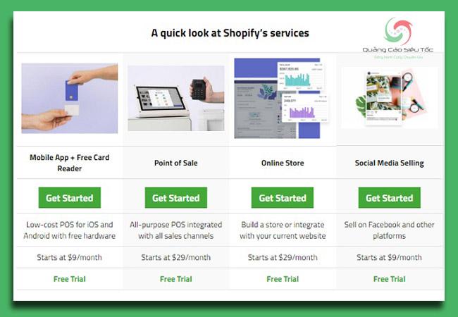 shopify là gì? Nó dùng để làm gì