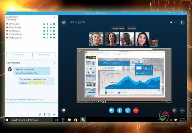Skype for bussiness là gì?