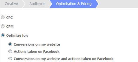 Sử dụng oCPM - mẹo quảng cáo video trên Facebook