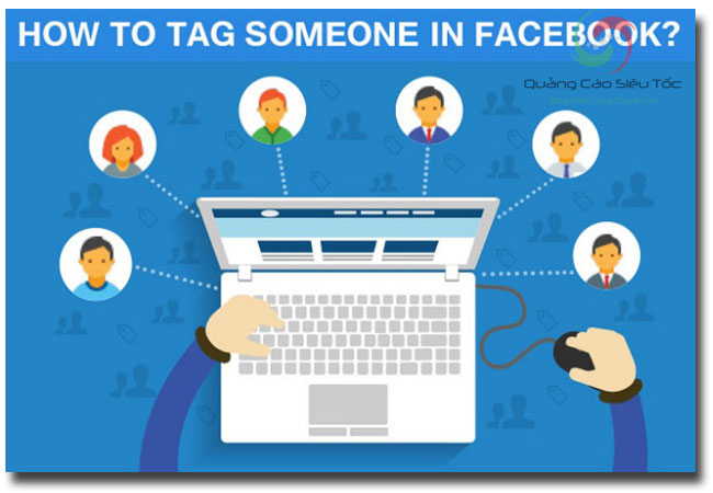 Tag bạn bè trên Facebook đơn giản nhất