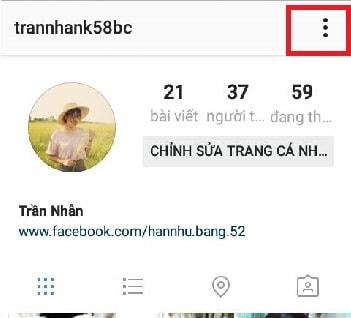cách lưu hình trên instagram
