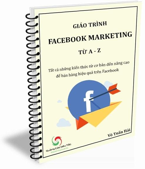 Tài liệu tự học Facebook Marketing