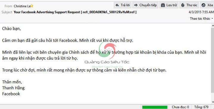 tại sao facebook chậm