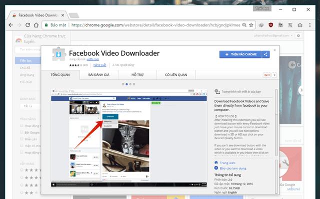 Hướng Dẫn Tải Video Trên Facebook Nhanh Chóng, Đơn Giản Nhất