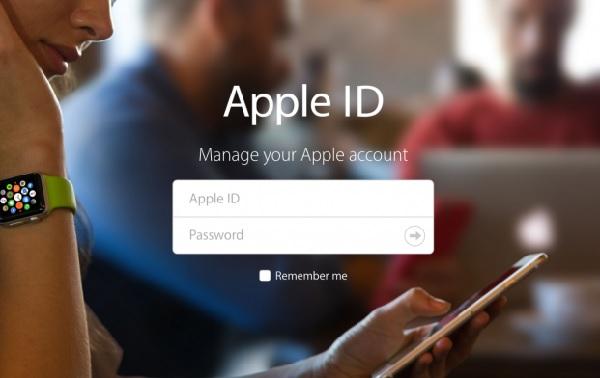 Tạo ID Apple trực tiếp trên máy tính