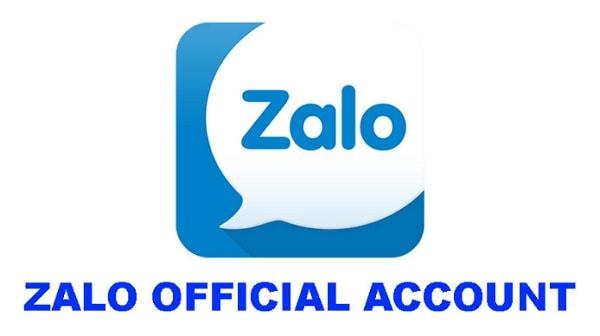 Cách Tạo Official Account OA Zalo