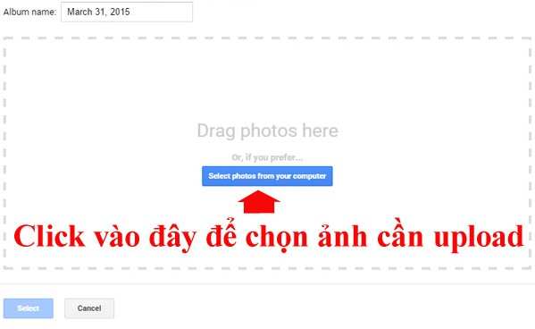 cach tao slide anh