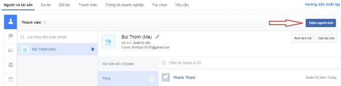 Tạo tài khoản quảng cáo Facebook
