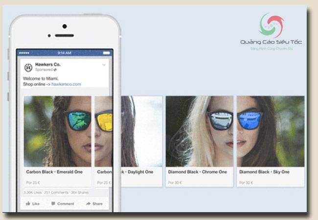 target đối tượng facebook và chọn ra hình thức quảng cáo thích hợp
